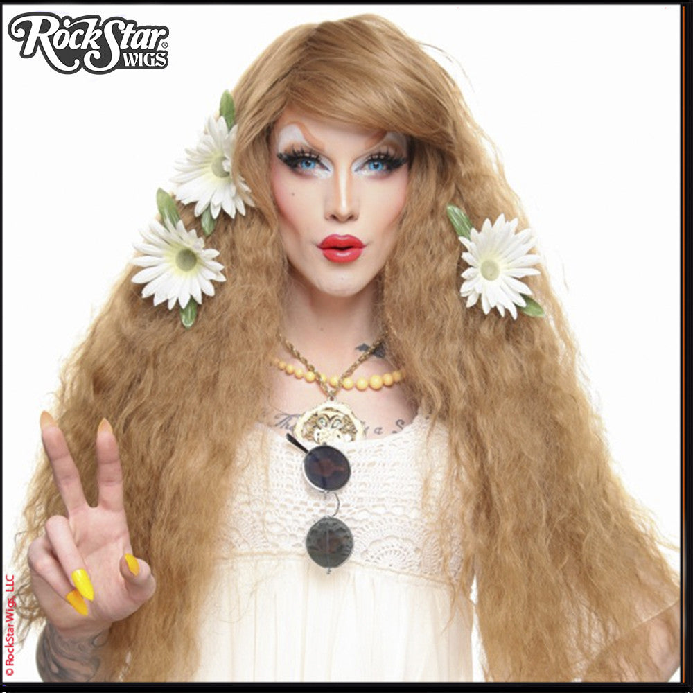 RockStar Wigs® <br> Prima Donna™ Collection - Milk Tea -00214