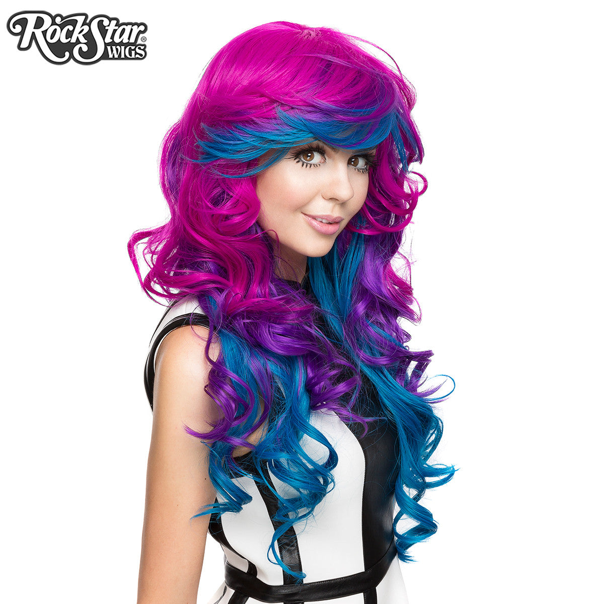 RockStar Wigs® <br> Triflect™ Collection - Ink Royale -00224