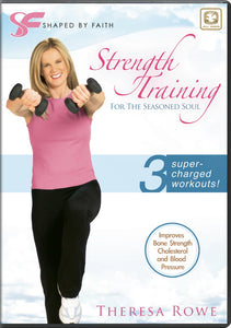 Strength Training For The Seasoned Soul - DVD