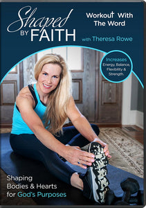 Workout With The Word - DVD (Includes Over 6 Hours of Workouts!)