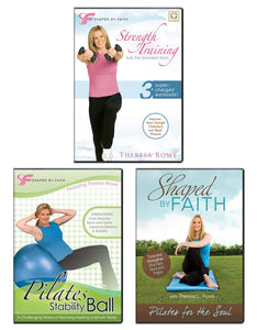 Shaped By Faith - DVD Power 3-Pack