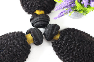 HairlyUK Kinky Curly Extensions
