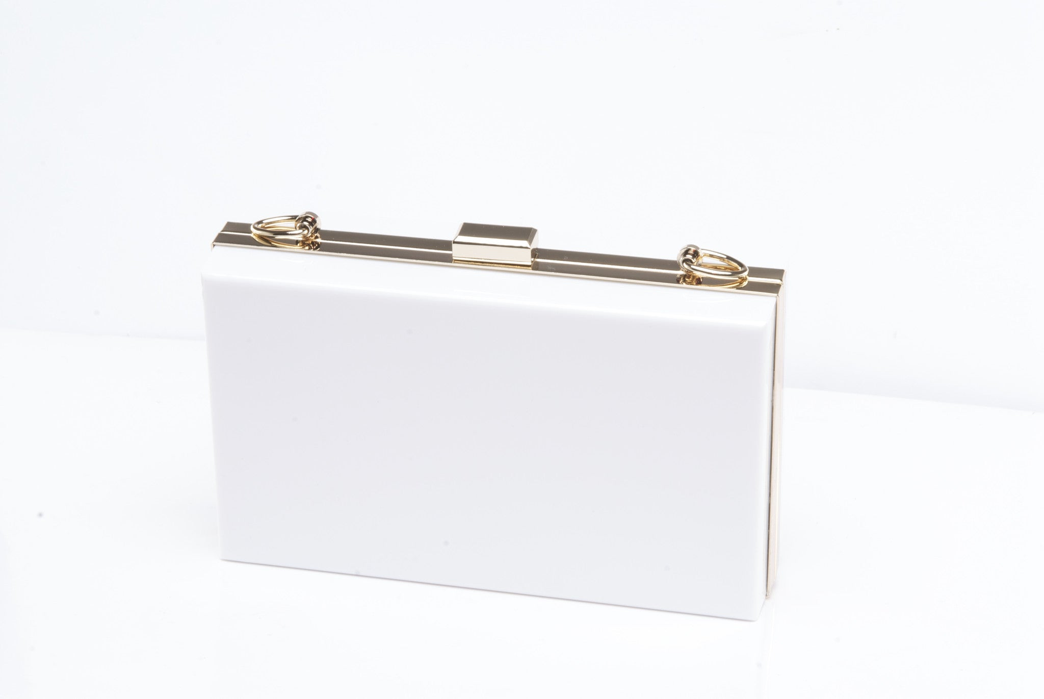 PASTEL BOX CLUTCH - Stopshop London - 1