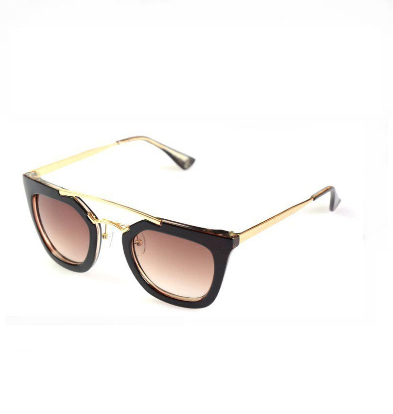 Gesonni sunglasses - Brown - Stopshop London - 1