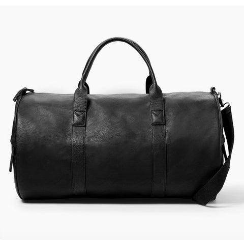 Contrast - Strap Weekend Bag