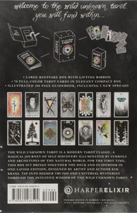 The Wild Unknown Tarot Deck and Guidebook (Official Keepsake Box Set): Krans, Kim: 9780062466594: Books - Amazon.ca