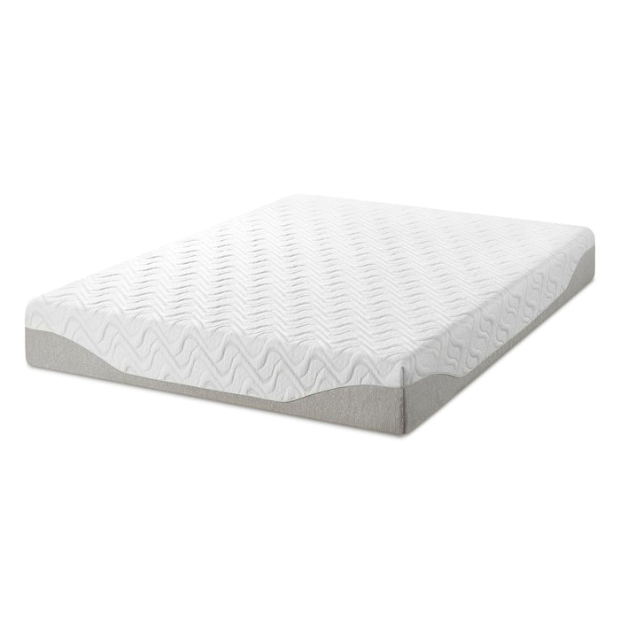 "7""-11"" Cooling Gel Memory Foam Mattress - bpmatt"