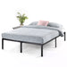 "14"" Metal Platform Bed with Heavy Duty Steel Slats - bpmatt"