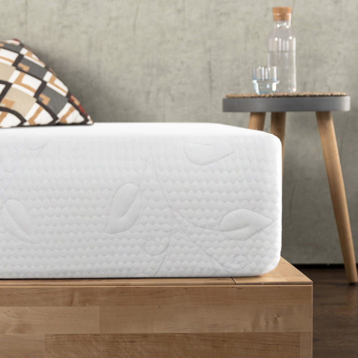 "8""-10"" Airflow Memory Foam Mattress - bpmatt"