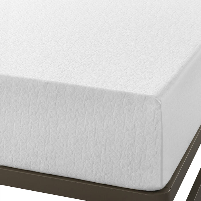 "6""-12"" Airflow Memory Foam Mattress with Green Tea Infusion - bpmatt"