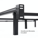 "7"" Adjustable Bed Frame - bpmatt"