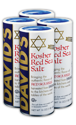 4 pack red salt