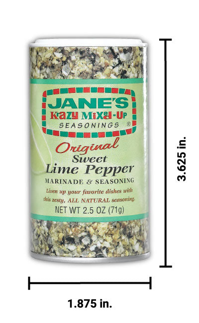 lime pepper