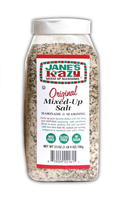 janes mixed salt