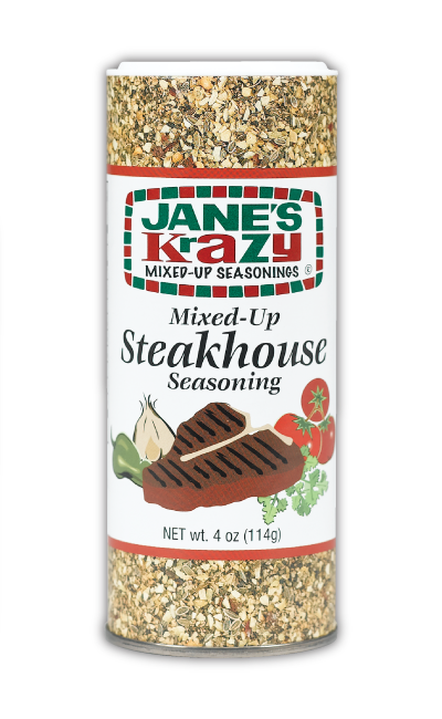 janes steakhouse seasoning