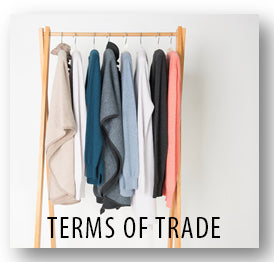 OLIVIA GRAHAM CASHMERE TERMS OF TRADE