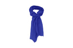 Cashmere Pashmina - Royal Blue - Blankets & Throws