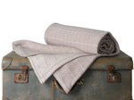 Sandy Beaches Snowflake - Blankets & Throws