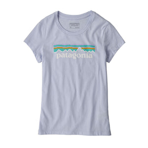 Open image in slideshow, Girls' Pastel P-6 Logo Organic T-Shirt - Shop Escape Outdoors