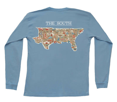 The South Long Sleeve Tee - Shop Escape Outdoors