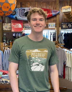 Pisgah National Forest Tee - Shop Escape Outdoors