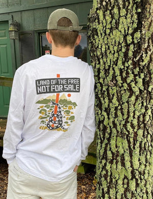 Not For Sale Tee - Long Sleeve - Shop Escape Outdoors