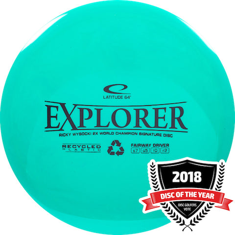 Recycled Explorer - Shop Escape Outdoors