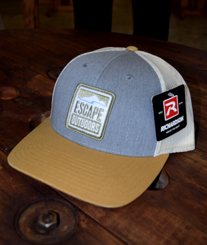 Open image in slideshow, Escape Authentic Trucker Hat - Shop Escape Outdoors