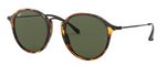 Rayban Round Fleck Tortoise Frame (RB 2447) - Shop Escape Outdoors