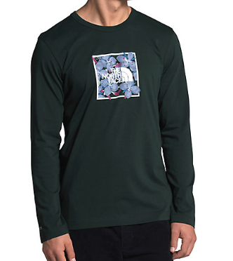 The North Face Himalayan Bottle Long Sleeve Tee - Shop Escape Outdoors