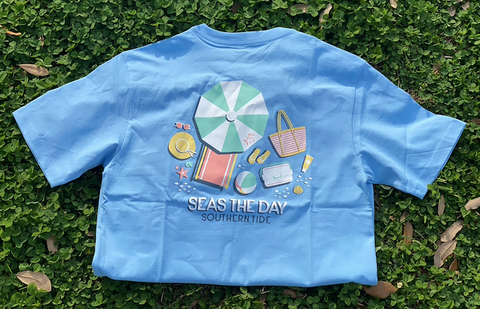 Women's Seas The Day Tee