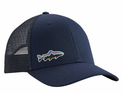 Small Fitz Roy Fish LoPro Trucker Hat - Shop Escape Outdoors
