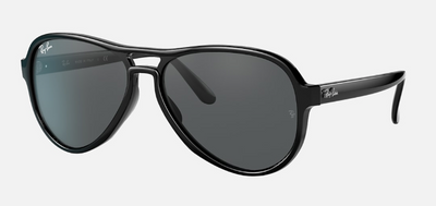 Rayban Vagabond Black Frame with Classic Black Lens (RB 4355) - Shop Escape Outdoors