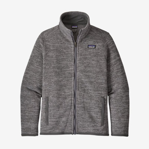 Boy's Better Sweater Jacket - Shop Escape Outdoors