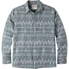 Mountain Khakis Mens Stash Flannel Shirt - Shop Escape Outdoors
