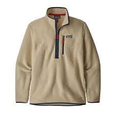 Patagonia Men's Retro Pile Pullover - Shop Escape Outdoors