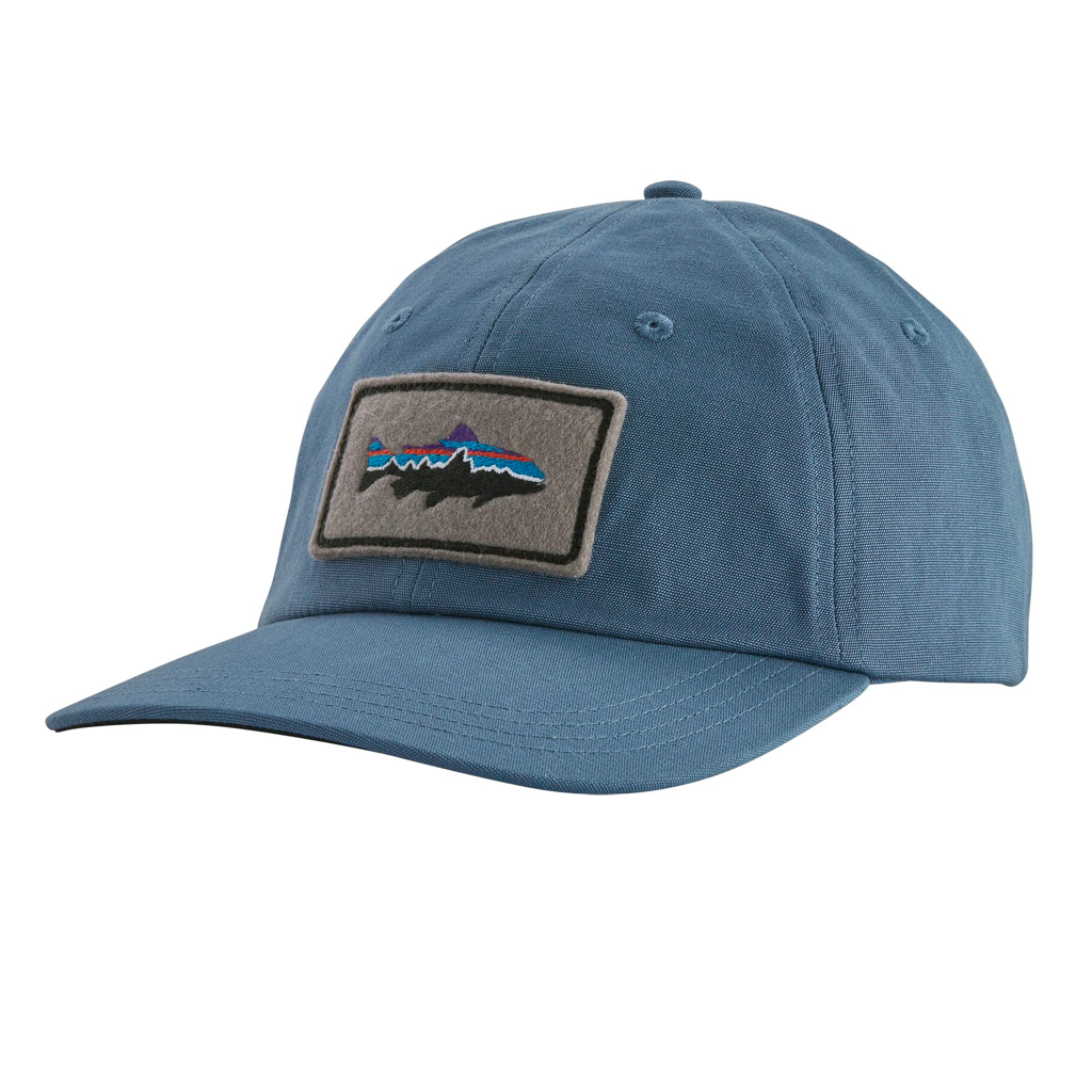 Fitz Roy Trout Patch Trad Cap - Shop Escape Outdoors