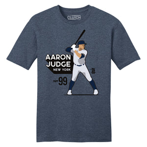 Official Aaron Judge MLBPA Gem Mint Collection T-shirt