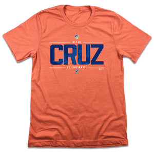 Official Allan Cruz MLSPA Tee