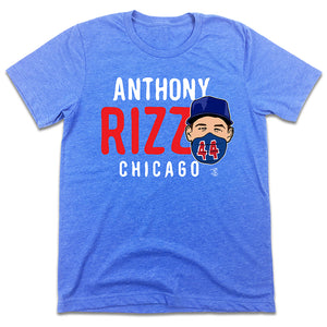 Anthony Rizzo Mask T-shirt