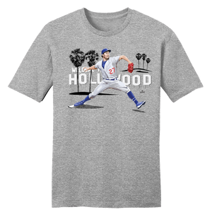 "Trevor Bauer ""Welcome to Hollywood"""