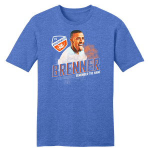 Official Brenner MLSPA Tee