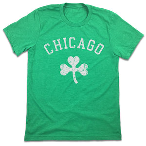 Chicago Shamrocks hockey T-shirt