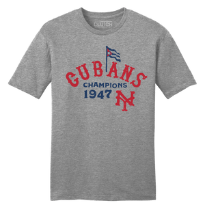 New York Cubans Champions T-shirt