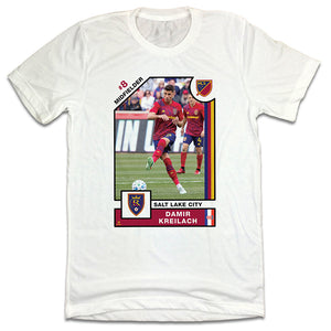 Damir Kreilach Official MLS Player Card T-shirt