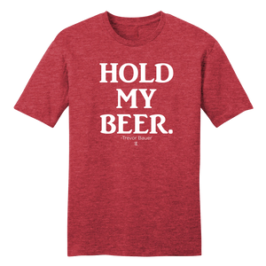 Hold My Beer Trevor Bauer Tee