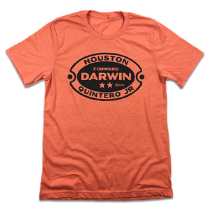 Darwin Quintero Jr - MLSPA Houston Dynamo T-shirt
