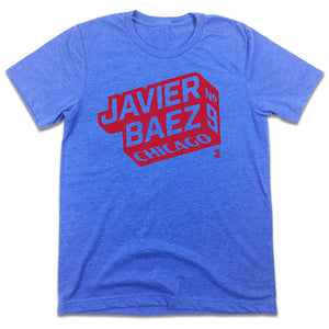 Official Javier Baez All-Star Designer Series T-shirt