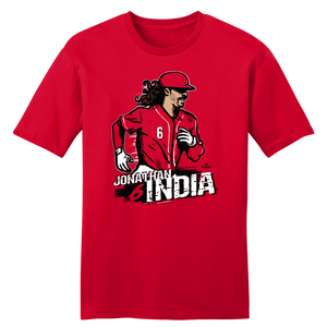 Official Jonathan India MLBPA Tee