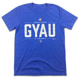 Joe Gyau MLS FC Cincinnati T-shirt